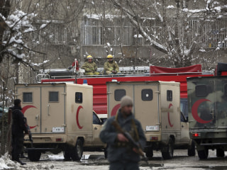 Suicide Bomber Strikes Afghan Supreme Court, Killing 19 People