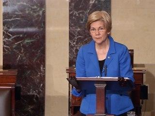 Warren Silenced for Reading Coretta Scott King Letter at Sessions Debate