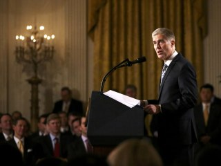 Opinion: Gorsuch Appointment Will Have 'Profound Consequences' for LGBTQ People