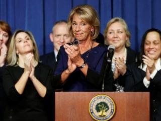 DeVos Backlash Sees Parents Threatening to Homeschool Kids