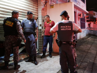 Over 100 Dead in Brazil State Amid Anarchy Spurred by Police Strike