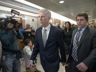 First Read's Morning Clips: Previewing the Gorsuch Hearing