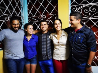 Voices: After Decades, Our Family Is Reunited in Cuba