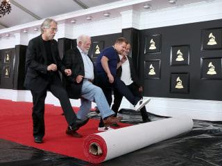 Grammy Awards Producer Encourages Artists to Speak Their Mind