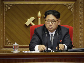 North Korea Launches Missile Into Sea, First Since Trump Took Office