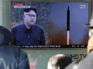First Read's Morning Clips: Military Action Against North Korea 'On the Table'