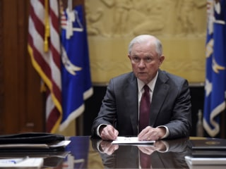 AG Sessions Says DOJ to 'Pull Back' on Police Department Civil Rights Suits