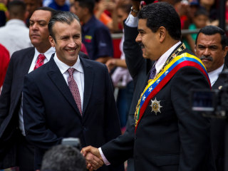 U.S. Tags Venezuelan Vice President a Drug Trafficker, Sanctions Him