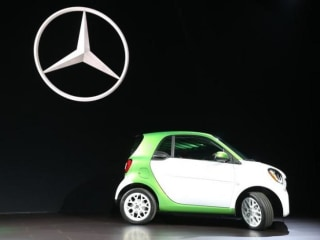Daimler's Smart Cars Are Going All-Electric in U.S. Market