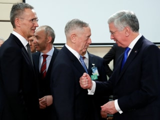 Mattis to NATO: Increase Military Spending or Else