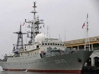 Russian Spy Ship Back on East Coast but Making No Waves