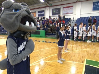 How a Deaf High School Mascot Moves the Crowd to His Beat