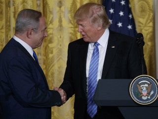 Israeli Right Wing Celebrates Trump and the End of the Two-State Solution