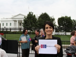 OutFront: #StillBisexual Campaign Founder Fights for Bi-Visibility