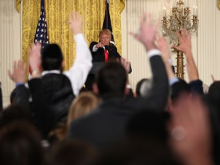 Poll Finds Huge Gap in How GOP, Dems View the Media's Watchdog Role