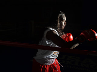 Mayweather Move Over: Gold Medalist Claressa Shields is the Future of Women's Boxing