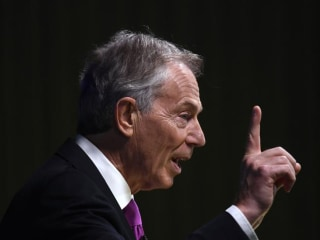 Tony Blair Says Britain Should 'Rise Up' Against Brexit