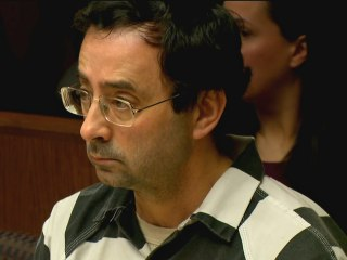 Former Olympic Gymnastics Doctor Larry Nassar Hit With New Charges