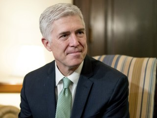 Hearing for Supreme Court Nominee Gorsuch Set for March