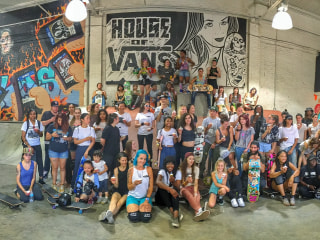 Meet the Organization Empowering Young Girls Through Skateboarding
