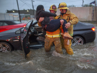 Storm Socks Southern California, Flooding Freeways and Killing at Least 5