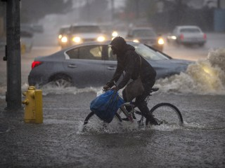 Series of Pacific storms raises hopes for a wet El Niño season