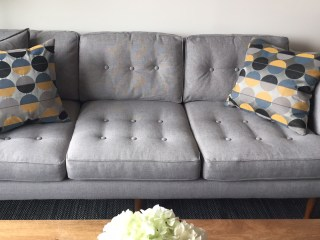 Is this sofa from West Elm the worst? Couch disappears after customers revolt