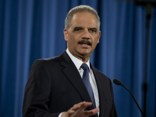 Eric Holder Plans to 'Make Redistricting Sexy'