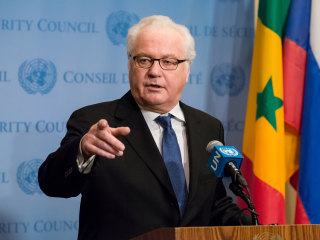 Vitaly Churkin, Russia's Ambassador to United Nations, Dies Suddenly