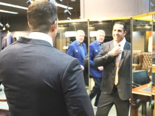 Inspiring America: Free Suits for Men Struggling to Find Work