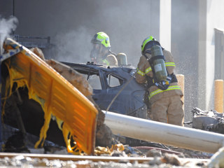 Four Americans Killed as Plane Crashes Into Australian Shopping Mall