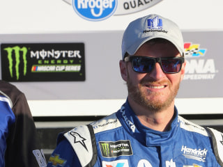 WATCH: Dale Jr. on Return for Daytona 500: 'This is Awesome'