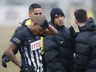 Racist Chants Bring Brazilian Soccer Player to Tears in Serbia