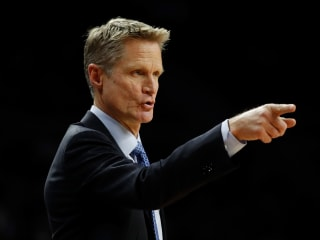 Why Warriors' Steve Kerr is Refusing to 'Stick to Sports'