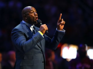 Magic Johnson Takes Charge of Lakers After Full Clearout