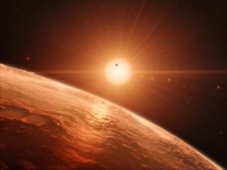 NASA Announces Major Exoplanet Discovery
