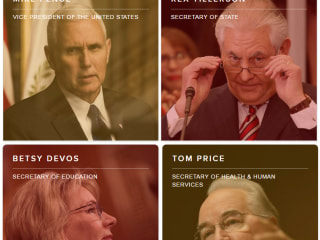 Everything You Need to Know About Donald Trump's Cabinet