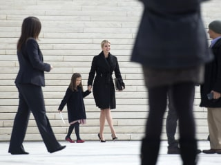 Ivanka Trump Visits the Supreme Court