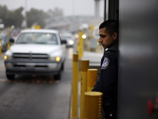 Drug Smugglers From Mexico Use Border Crossings in Spite of Walls