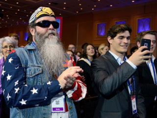 Trump Takes Over CPAC — But Will He Own the Conservative Movement Too?