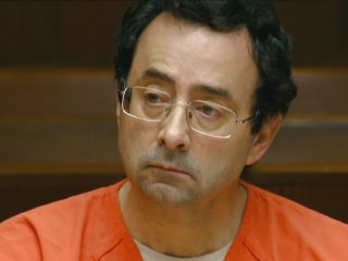 'Monster' Gymnastics Doctor Larry Nassar Pleads Not Guilty to Sex Abuse