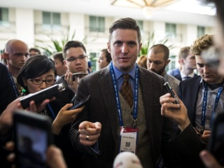 White Nationalist Richard Spencer Removed From CPAC