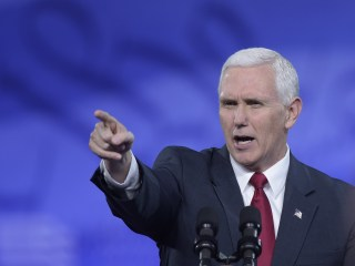Pence to CPAC: Obamacare Will Fall Despite 'Liberal Activists'