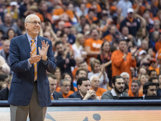 Syracuse Coach Jim Boeheim Says His Retirement is Up in the Air