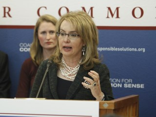 Gabby Giffords Tells GOP Members to 'Face Your Constituents'