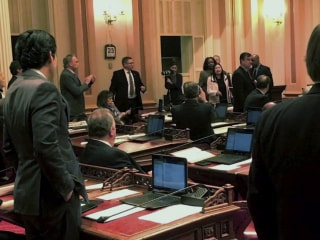California State Senator Removed After Criticizing Late Lawmaker Over Vietnam War