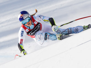 Vonn Crashes One Day After Refusing to Race Due to Conditions
