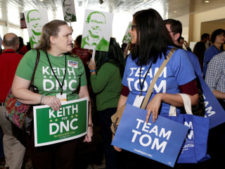 DNC Race: Democrats Elect New Leader Saturday