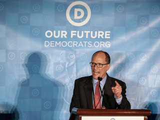 DNC Race: Tom Perez Becomes DNC Chair in Narrow Election Victory