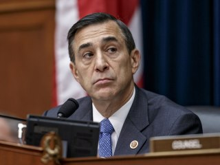 GOP Rep. Darrell Issa Says Special Prosecutor Needed in Russia Probe